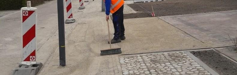Invegen woonrijp maken Grasrijk Eindhoven